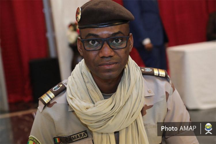 Colonel Sadio Camara : «Les Forces armées maliennes ont une conscience très élevée de la mission»