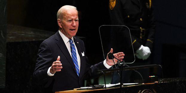 Assemblée générale de l'ONU: Joe Biden «travaille» pour le retour de l'Iran dans l'accord nucléaire