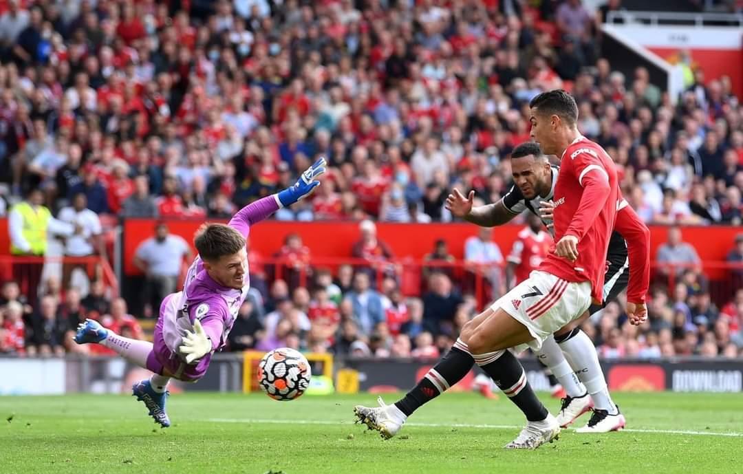 Football: Cristiano Ronaldo s'offre un doublé pour son retour à Manchester United