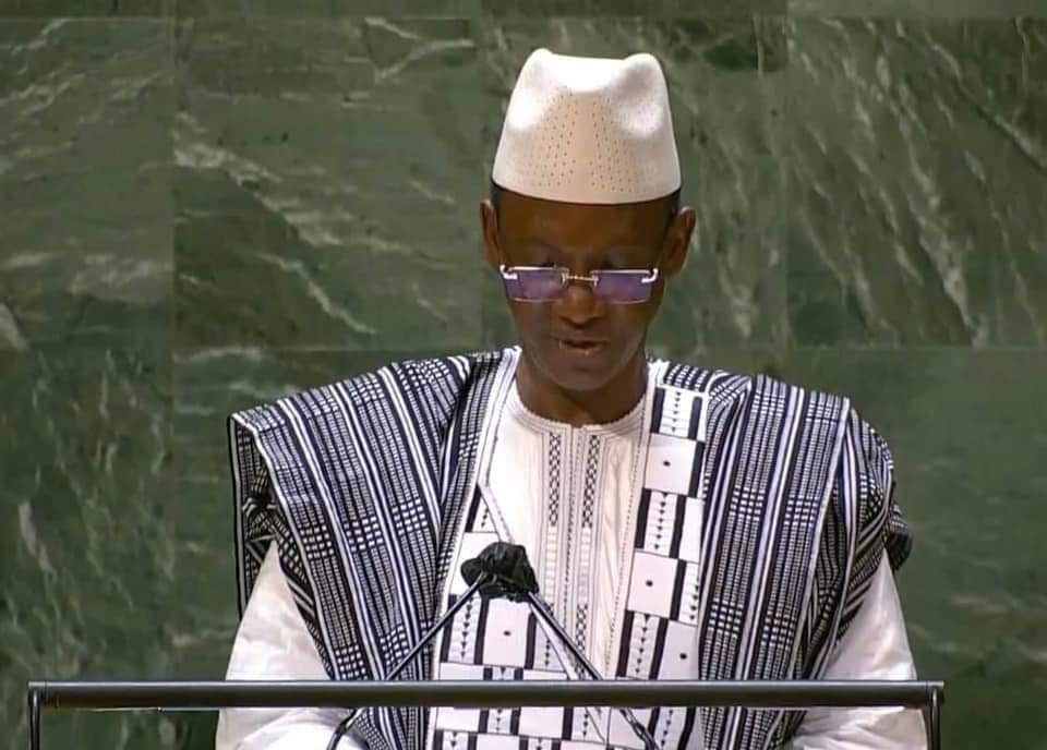 Allocution du Premier Ministre Choguel Kokalla Maïga à La Tribune des Nations Unies…