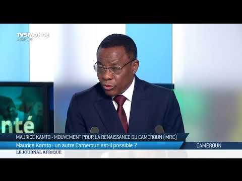 Le Journal Afrique du dimanche 19 septembre 2021