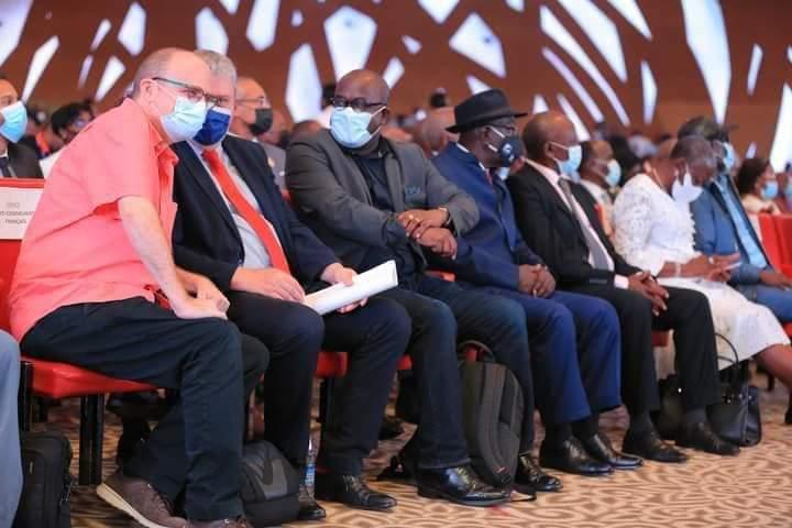 Premier Congrès du Nouveau parti de l'ex-president Laurent Gbagbo.