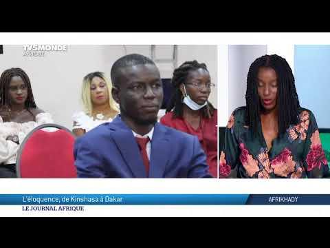 Le Journal Afrique du jeudi 7 octobre 2021
