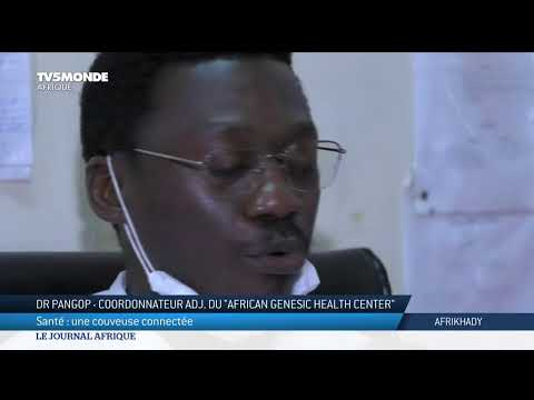 Le Journal Afrique du vendredi 08 octobre 2021