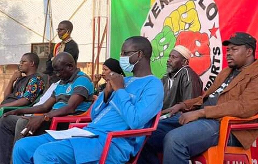 Meeting du mouvement ''Yèrèwolo Débout sur les Remparts'' à Kati: La politique française en Afrique et précisément au Mali dénoncée